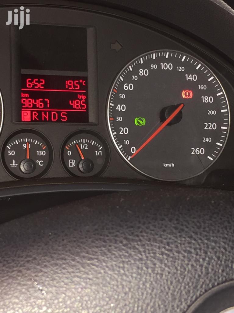 Archive: Volkswagen Golf 1.6 Comfortline 2006 Black