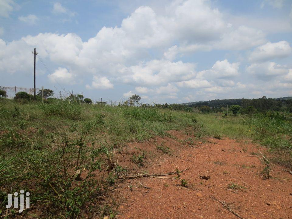 Land In Gayaza Kiwenda For Sale