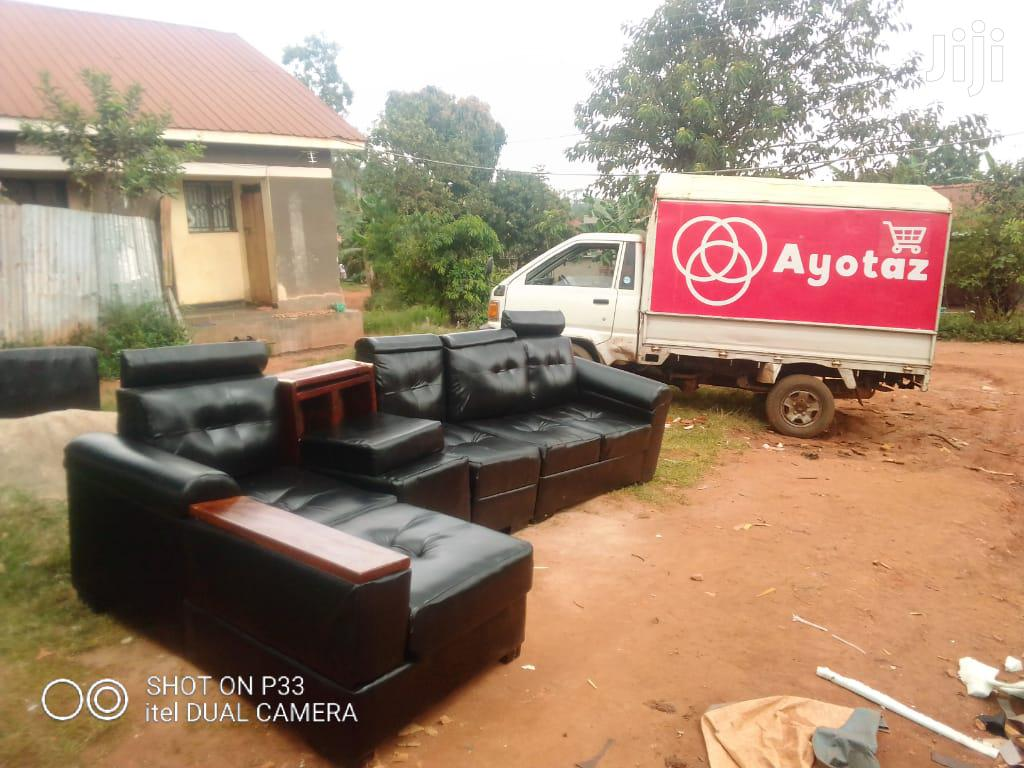 L Shaped Sofa Set 7 Seater