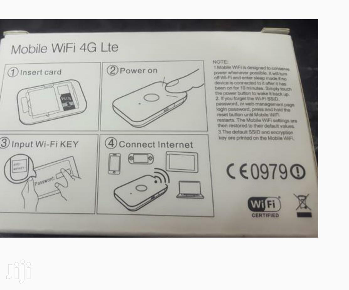 Mobile Wifi 4G Lte Router   Networking Products for sale in Kampala, Central Region, Uganda