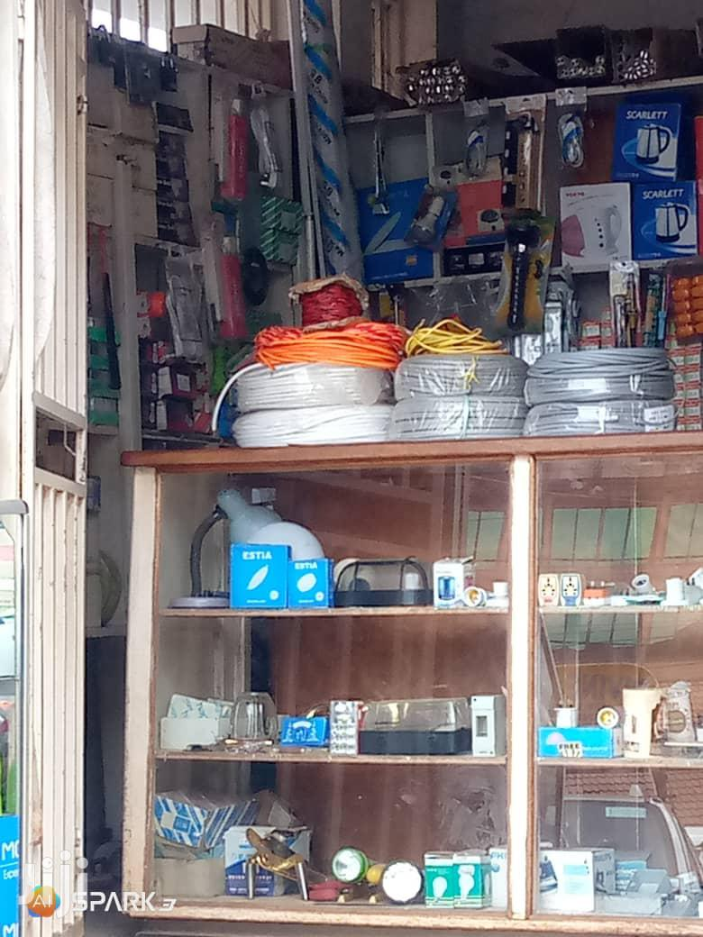 Electronic Shop for Sale at Goodwill in Ntinda