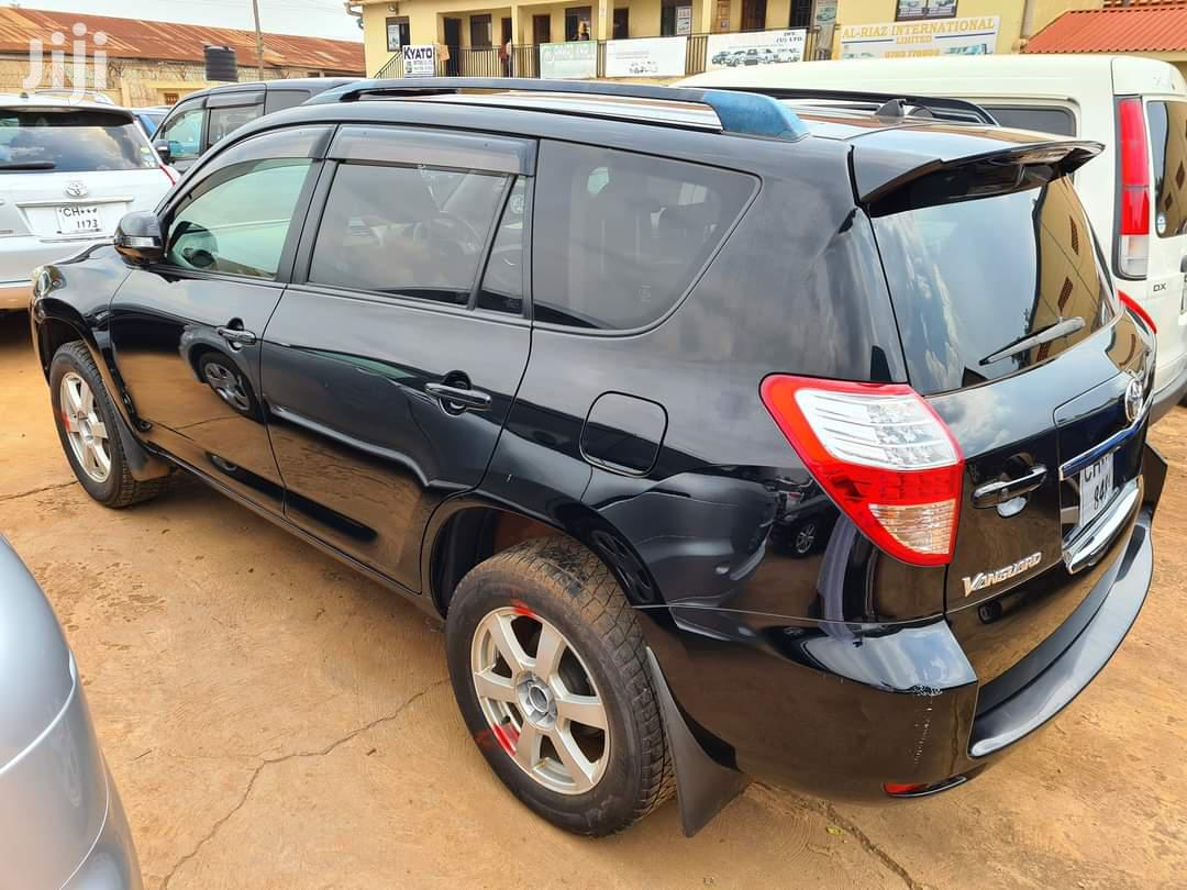 Toyota Vanguard 2008 Black | Cars for sale in Kampala, Central Region, Uganda