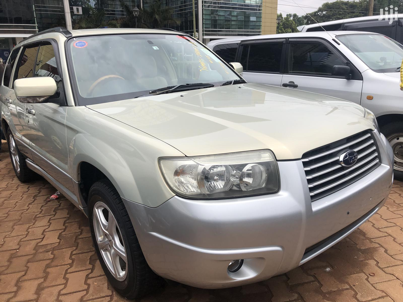 Subaru Forester 2006 Beige