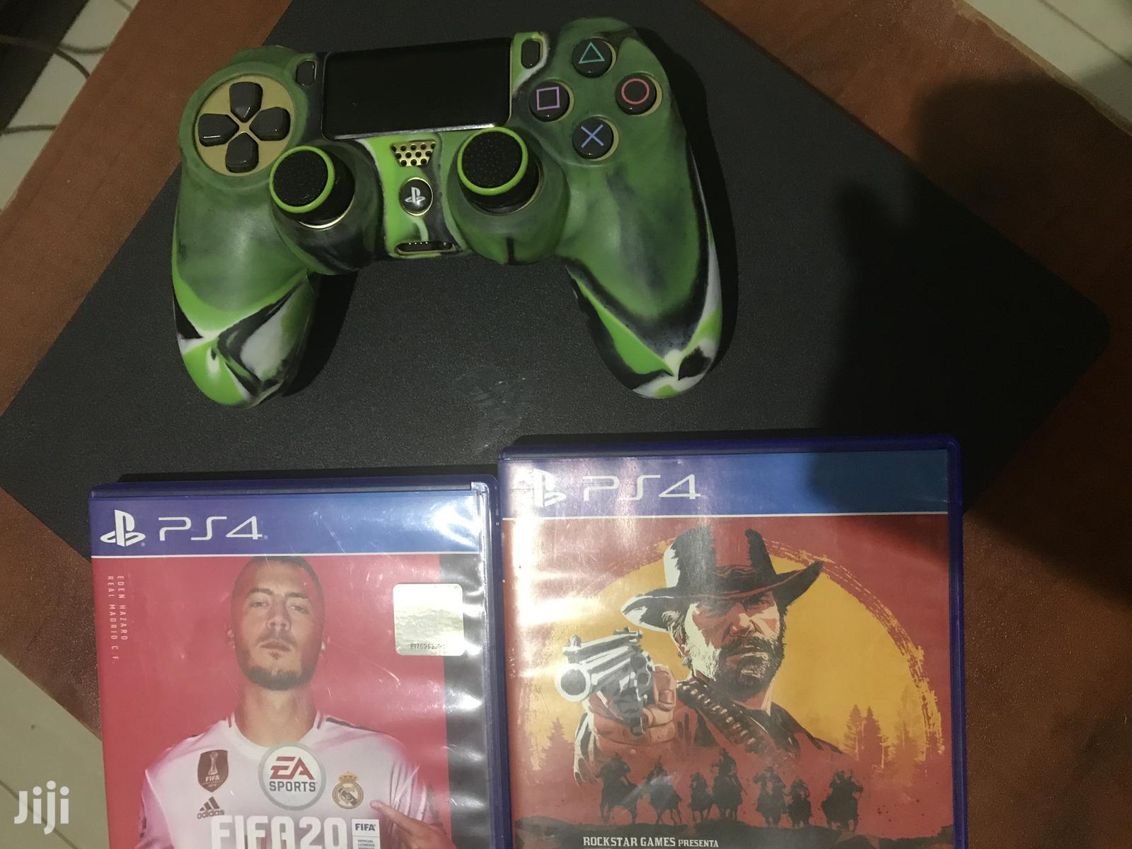 Playstation 4 Slim | Video Game Consoles for sale in Kampala, Central Region, Uganda