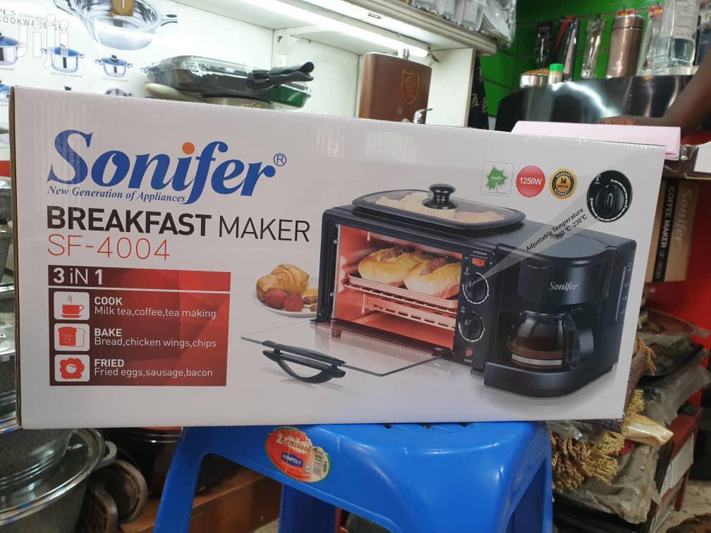 3 in 1 Sonifer Breakfast Maker | Kitchen Appliances for sale in Kampala, Central Region, Uganda