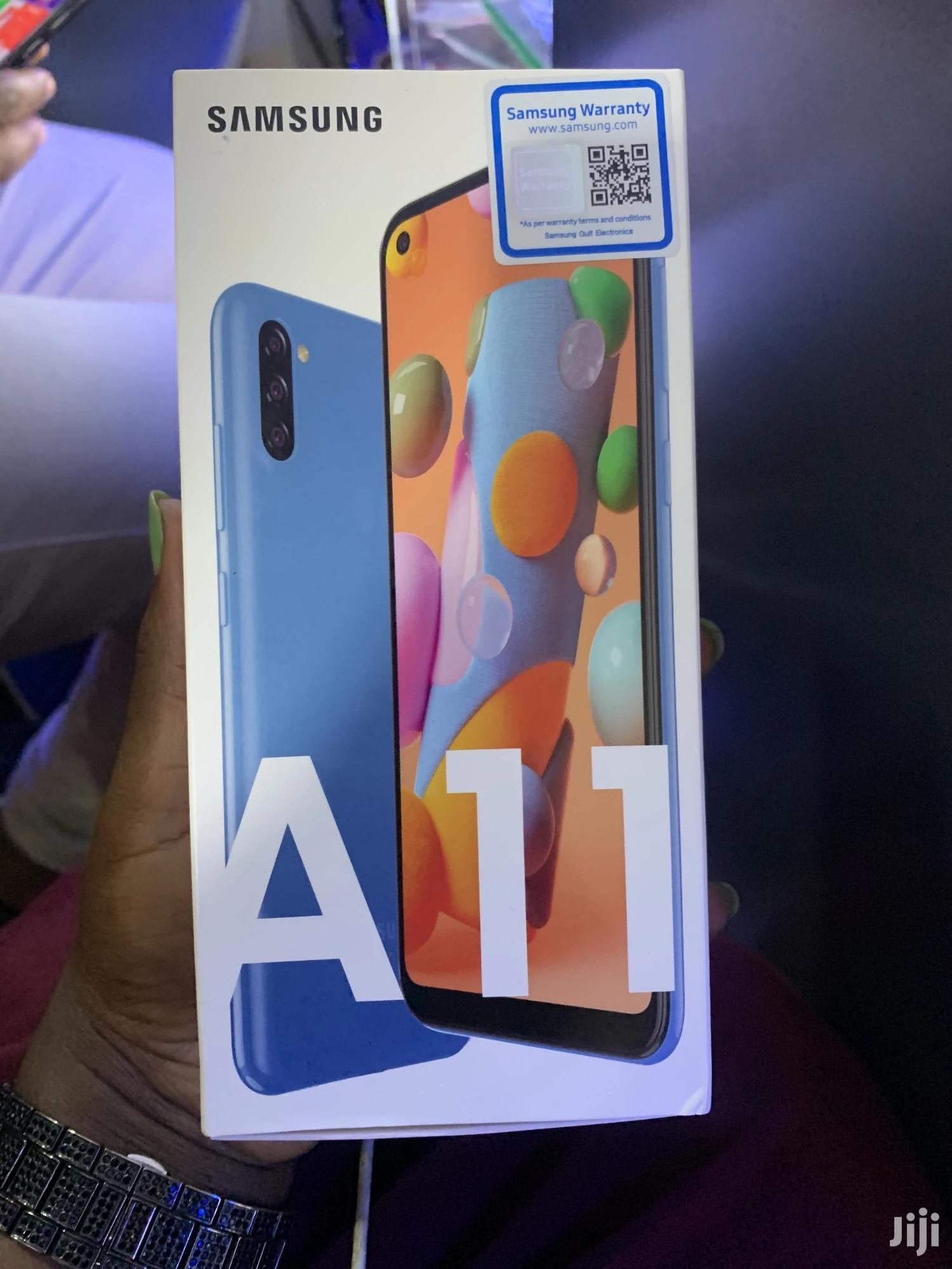 New Samsung Galaxy A11 32 GB Black | Mobile Phones for sale in Kampala, Central Region, Uganda