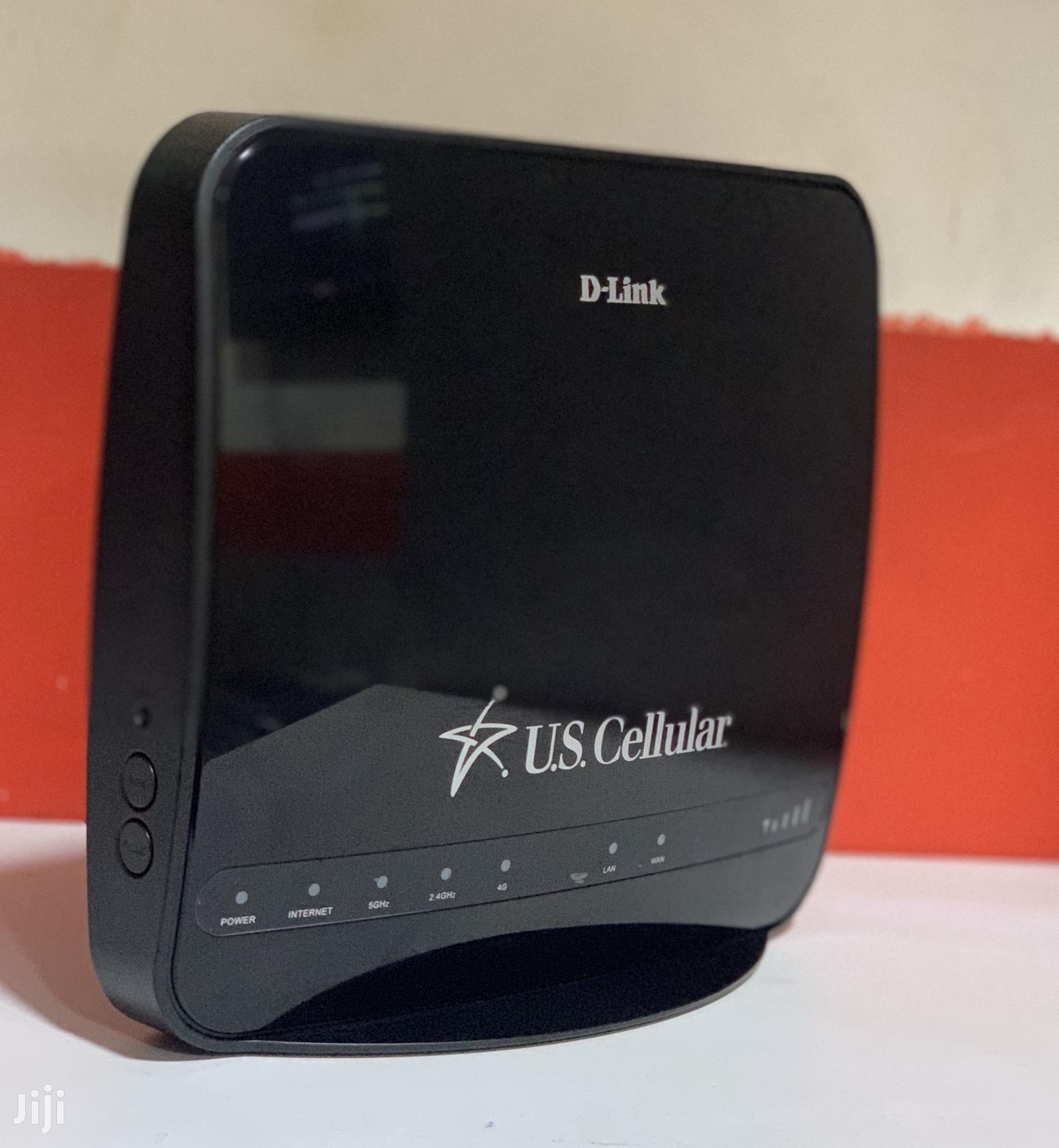 D Link DWR-961 US Cellular Router