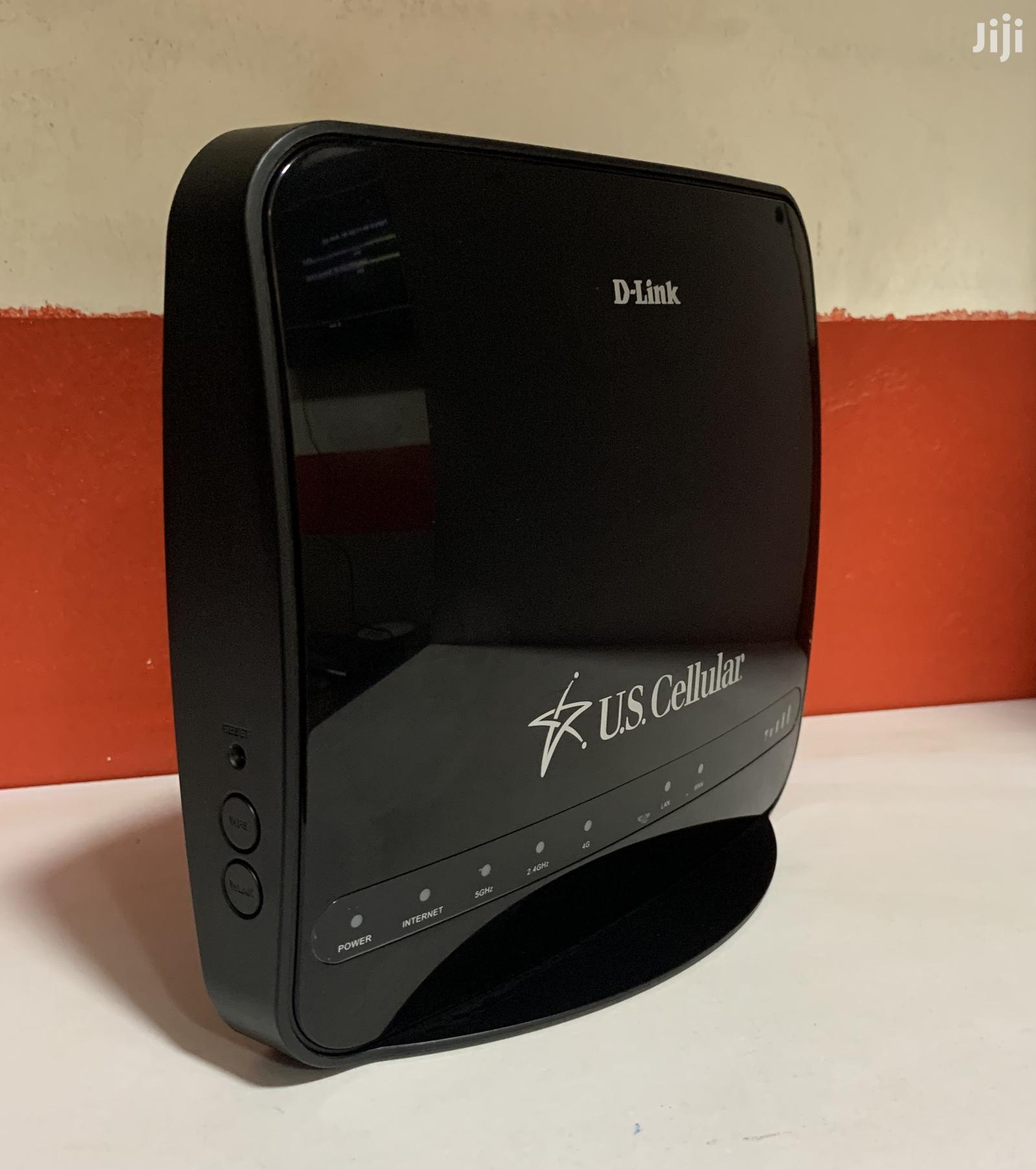 D Link DWR-961 US Cellular Router   Networking Products for sale in Kampala, Central Region, Uganda