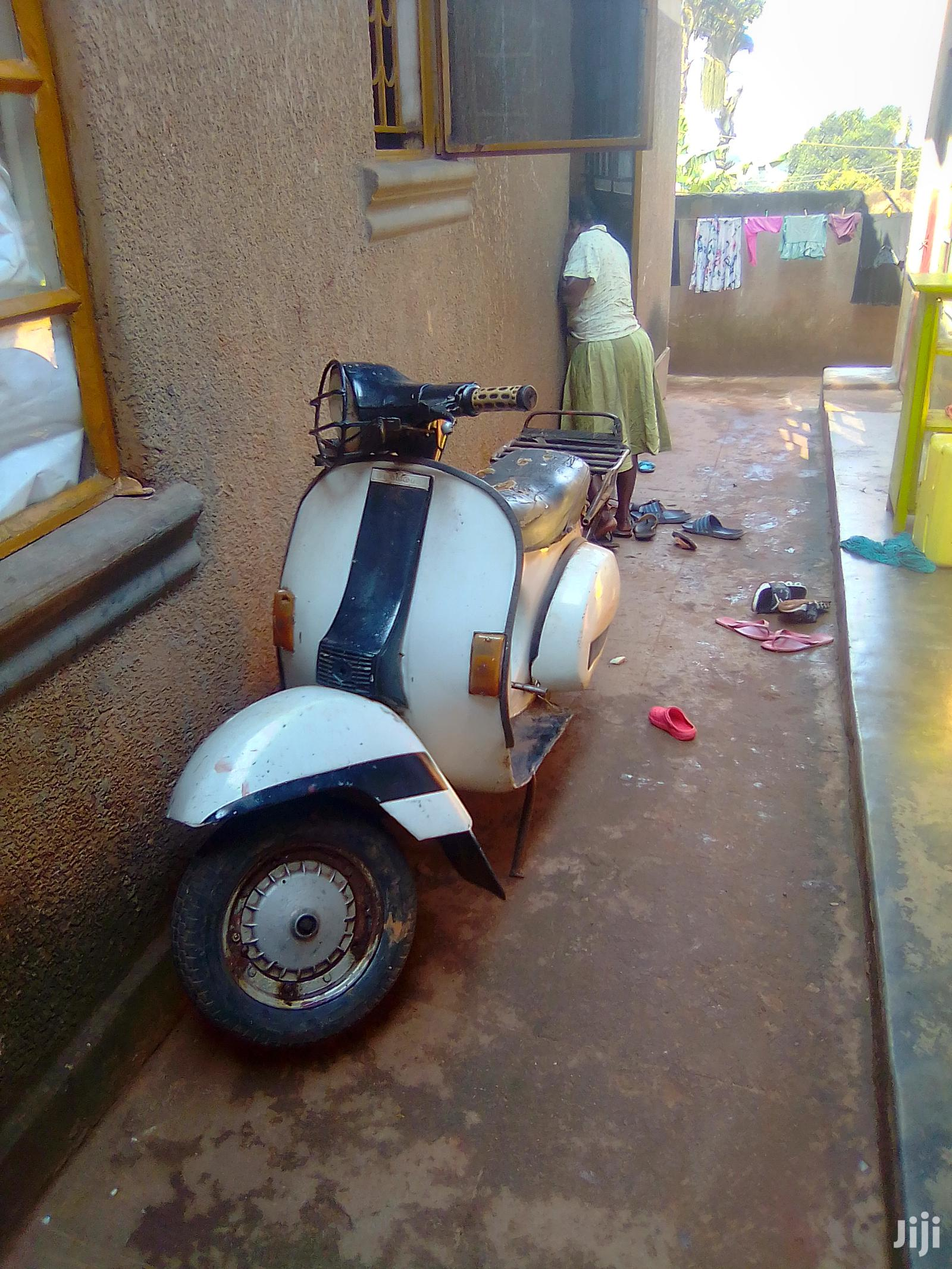 Indian 1981 White | Motorcycles & Scooters for sale in Kampala, Central Region, Uganda