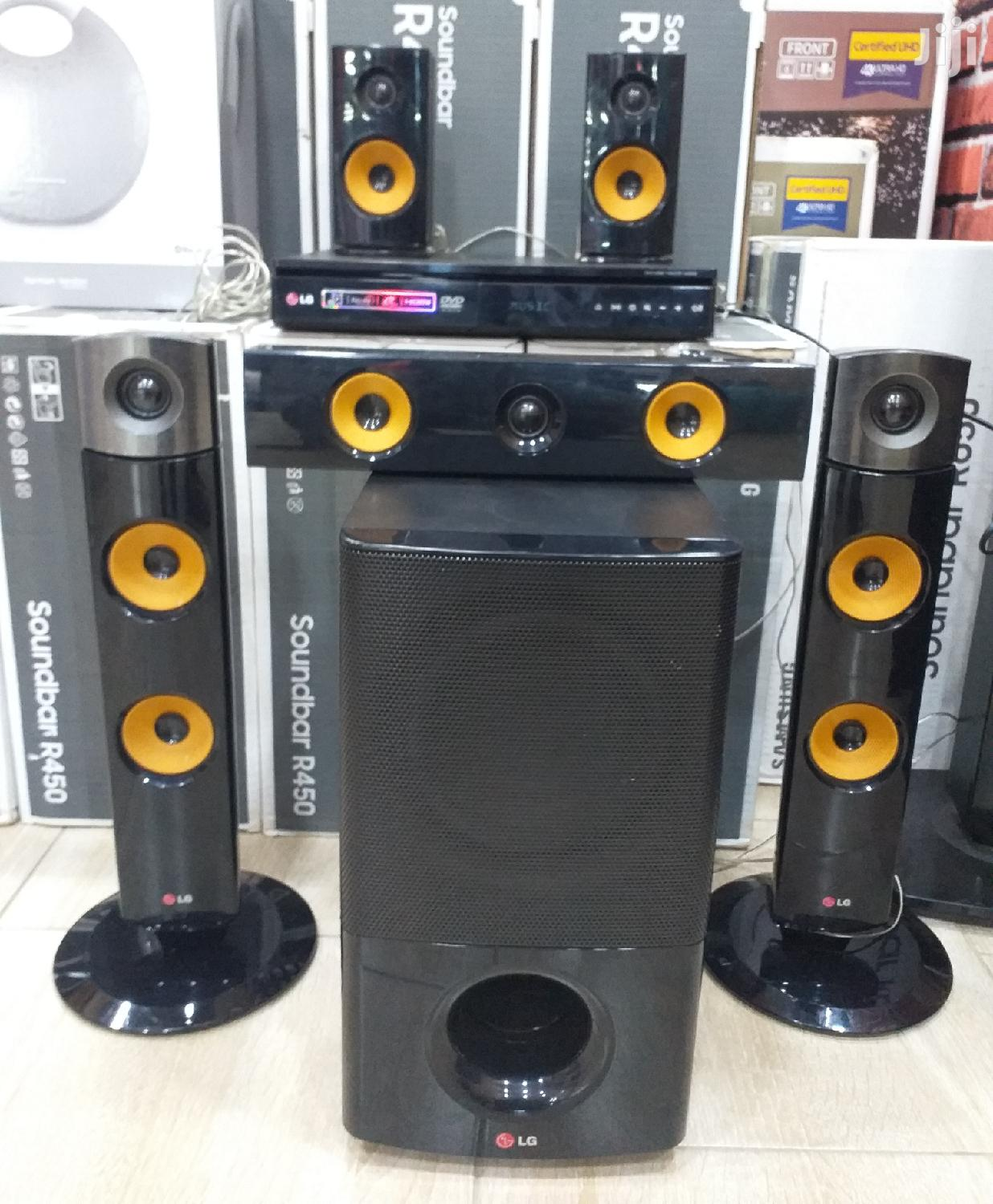 Archive: LG Home Theatre System 1000 Watts