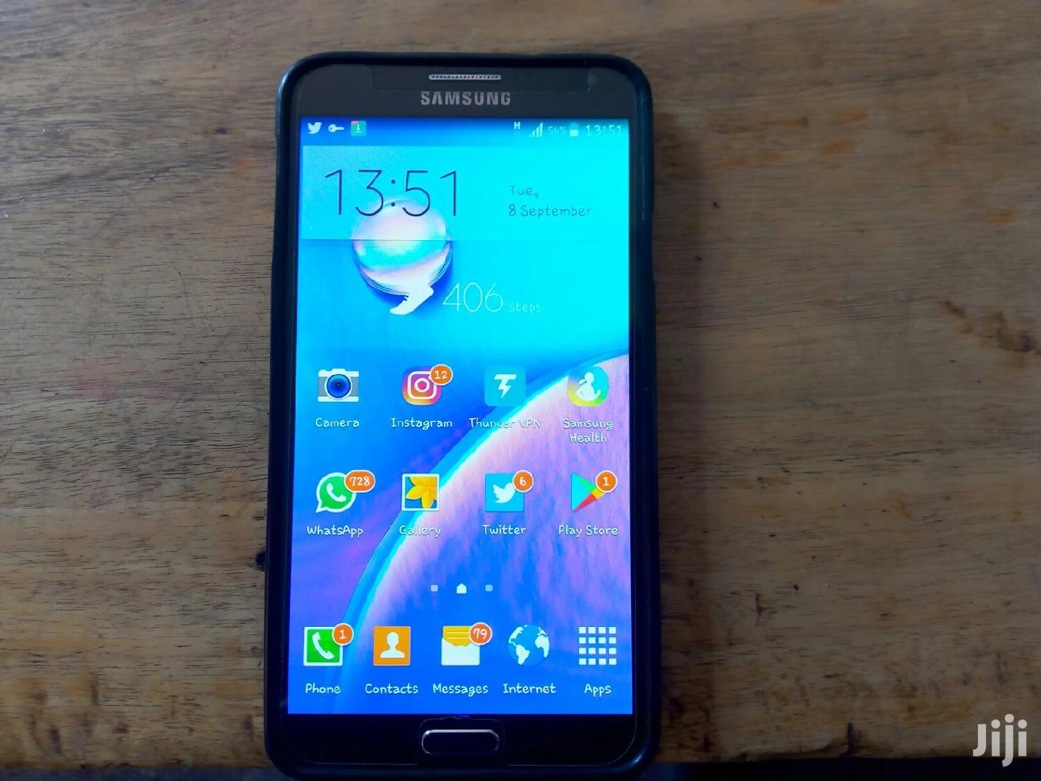 Samsung Galaxy Note 3 32 GB Black | Mobile Phones for sale in Mbarara, Western Region, Uganda