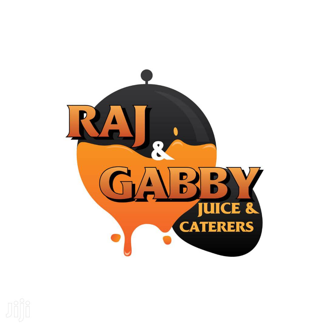 Raj And Gabby Juice And Cateeres
