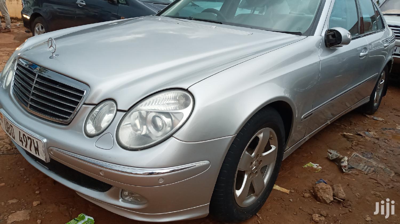 Mercedes-Benz E320 2004 Silver | Cars for sale in Kampala, Central Region, Uganda