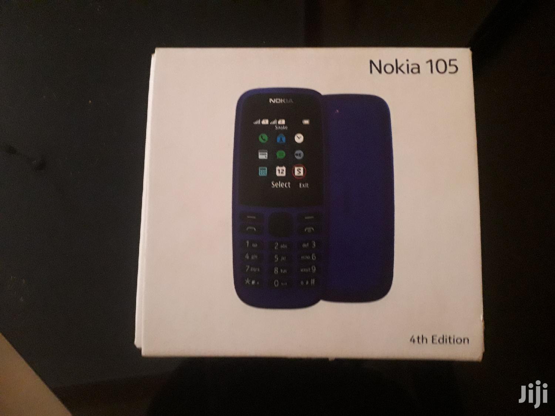 New Nokia 105 Black