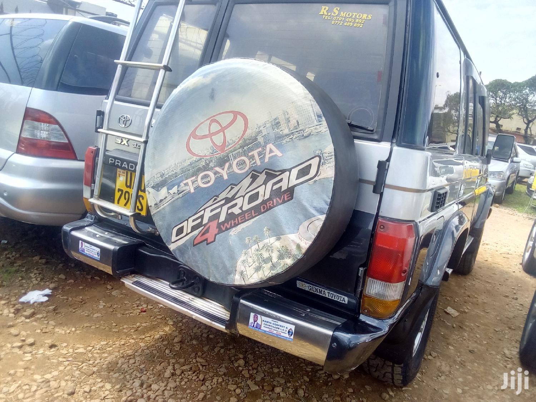 Toyota Land Cruiser 1997 90 Silver   Cars for sale in Kampala, Central Region, Uganda