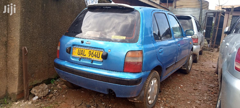 Archive: Nissan March 1996 Blue