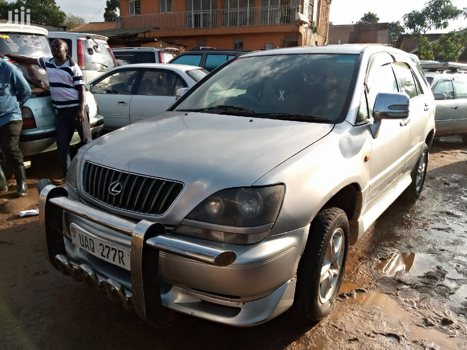 Toyota Harrier 2001 Silver | Cars for sale in Kampala, Central Region, Uganda