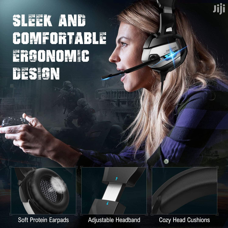 360 Vibration 3D Surround Sound Gaming Headphones | Headphones for sale in Kampala, Central Region, Uganda