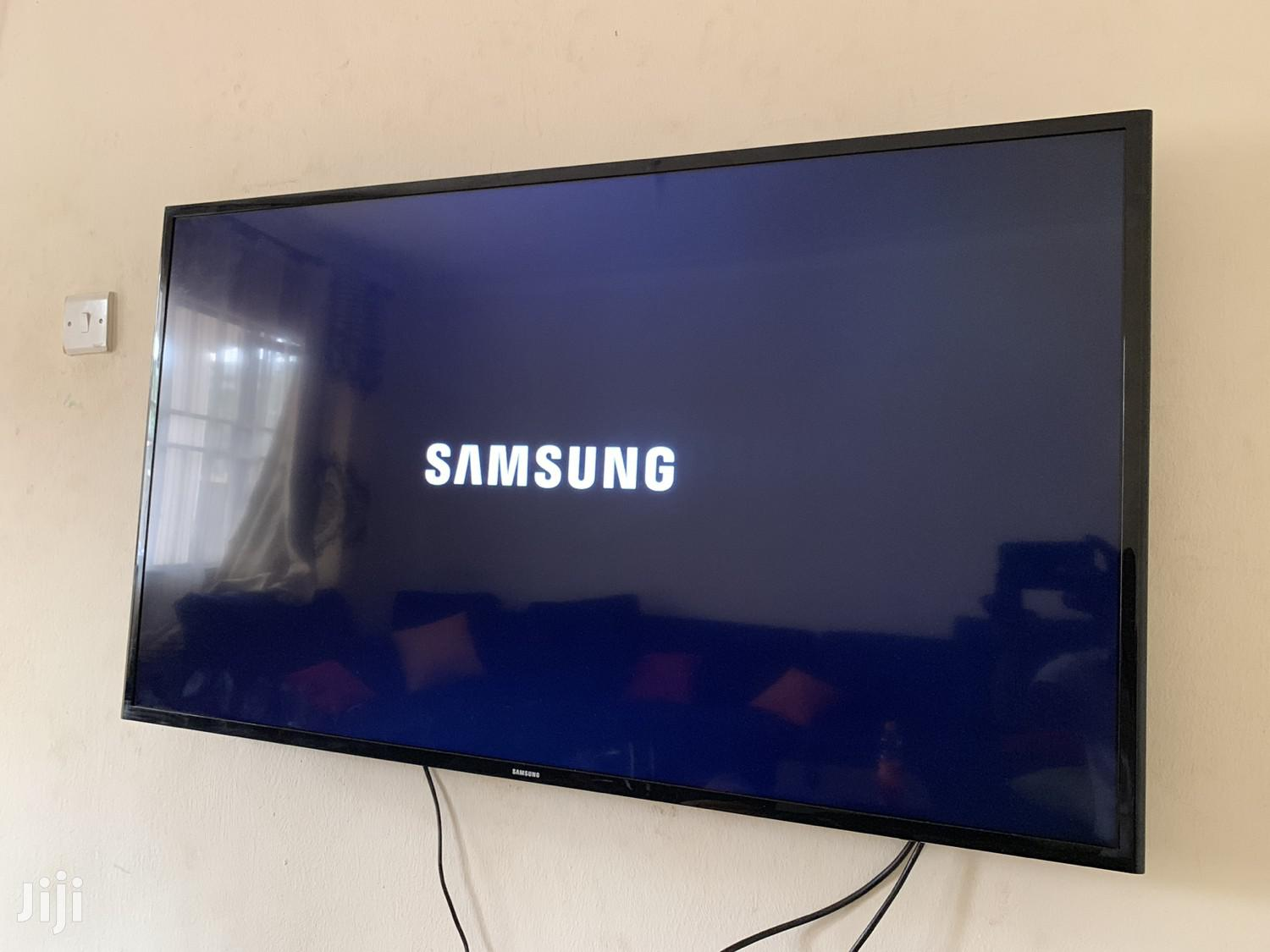 Full HD 49inches LED Samsung Digital Flat Screen | TV & DVD Equipment for sale in Kampala, Central Region, Uganda