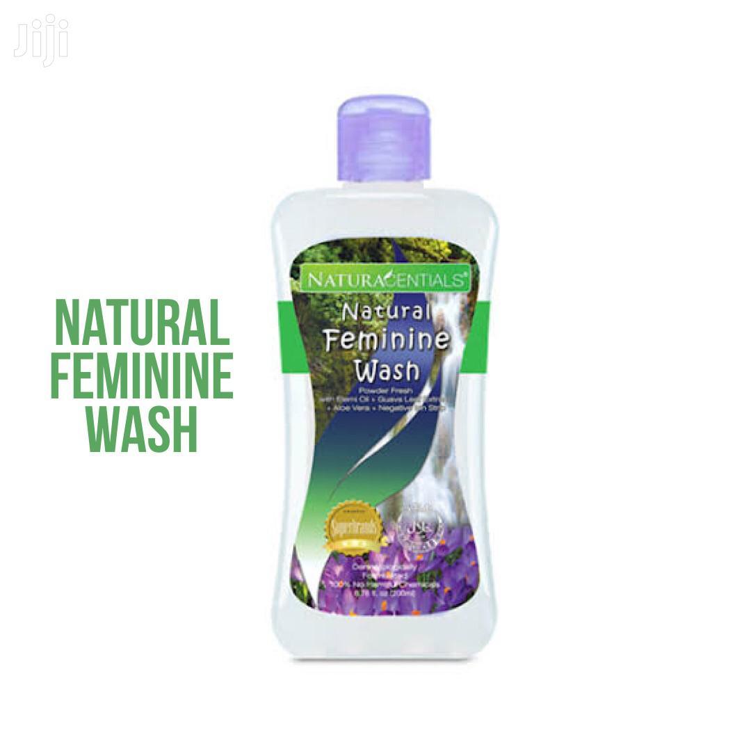 Archive: Natural Feminine Wash