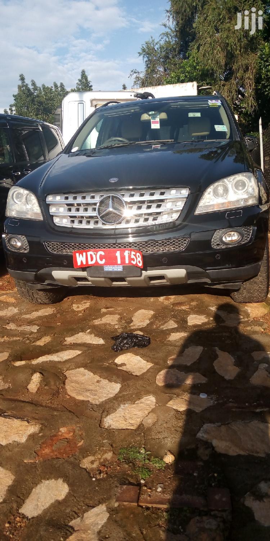 Mercedes-Benz M Class 2007 Black | Cars for sale in Kampala, Central Region, Uganda