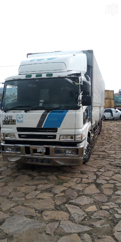 Fuso Trucks Box Body