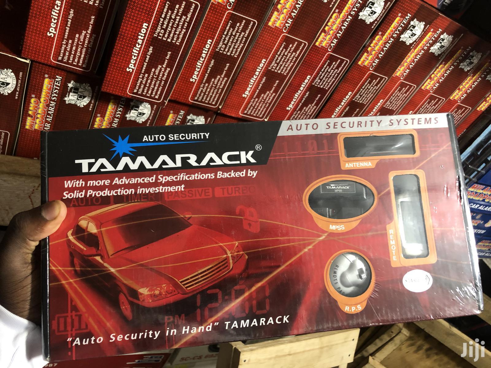 Tamarack Engine Starter Car Alarm System