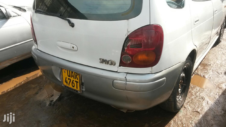 Toyota Spacio 1999 Gray
