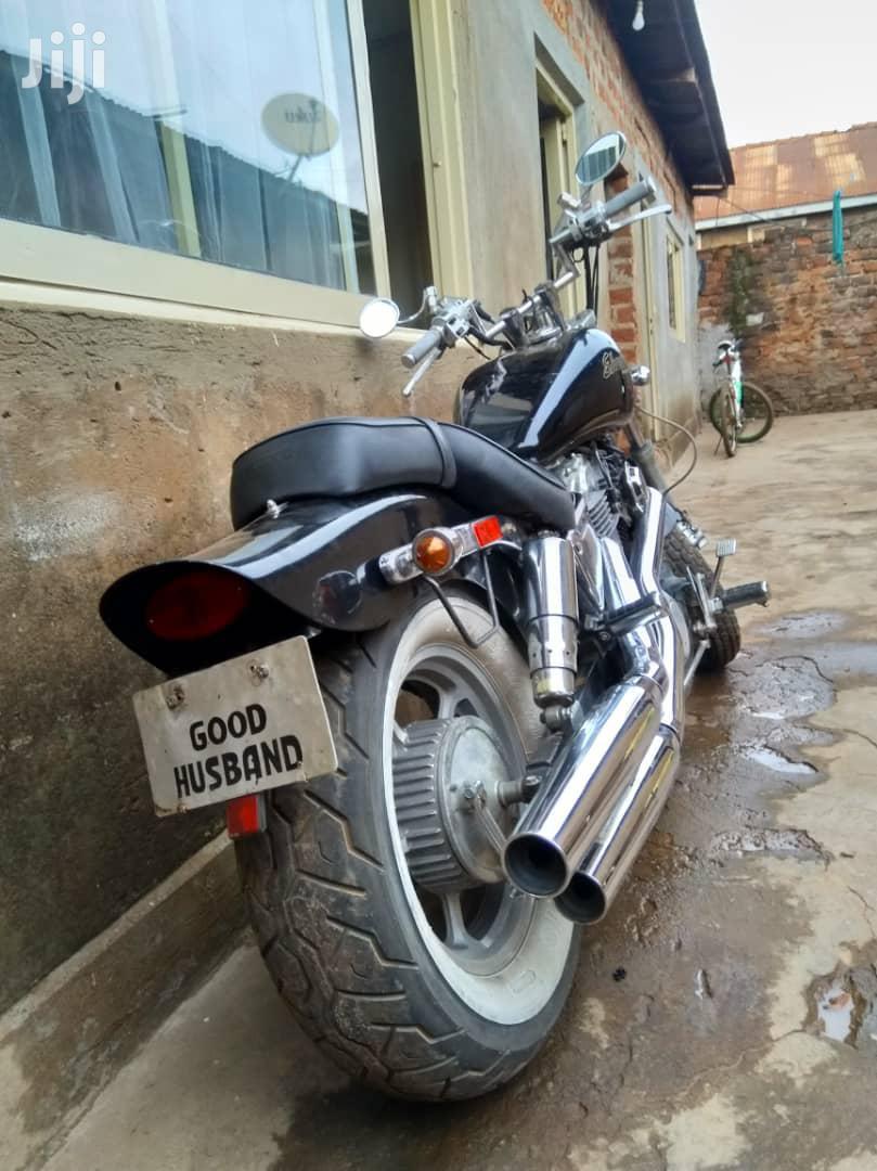 Honda 2008 Black | Motorcycles & Scooters for sale in Kampala, Central Region, Uganda