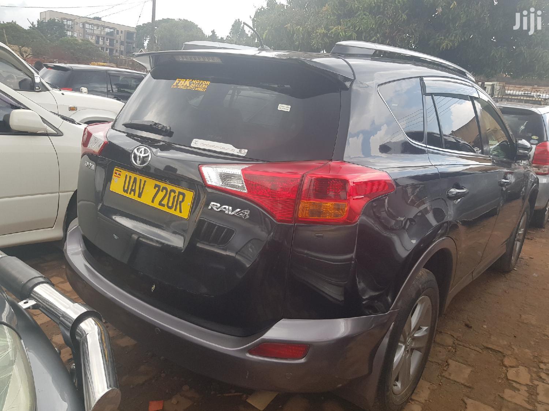 Toyota RAV4 2015 Black | Cars for sale in Kampala, Central Region, Uganda