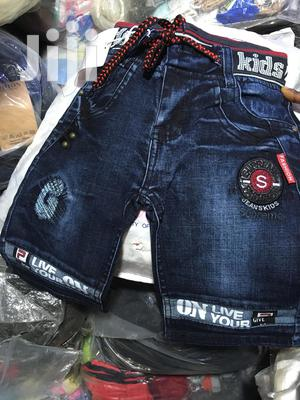 Boys Jeans Shorts | Children's Clothing for sale in Central Region, Kampala