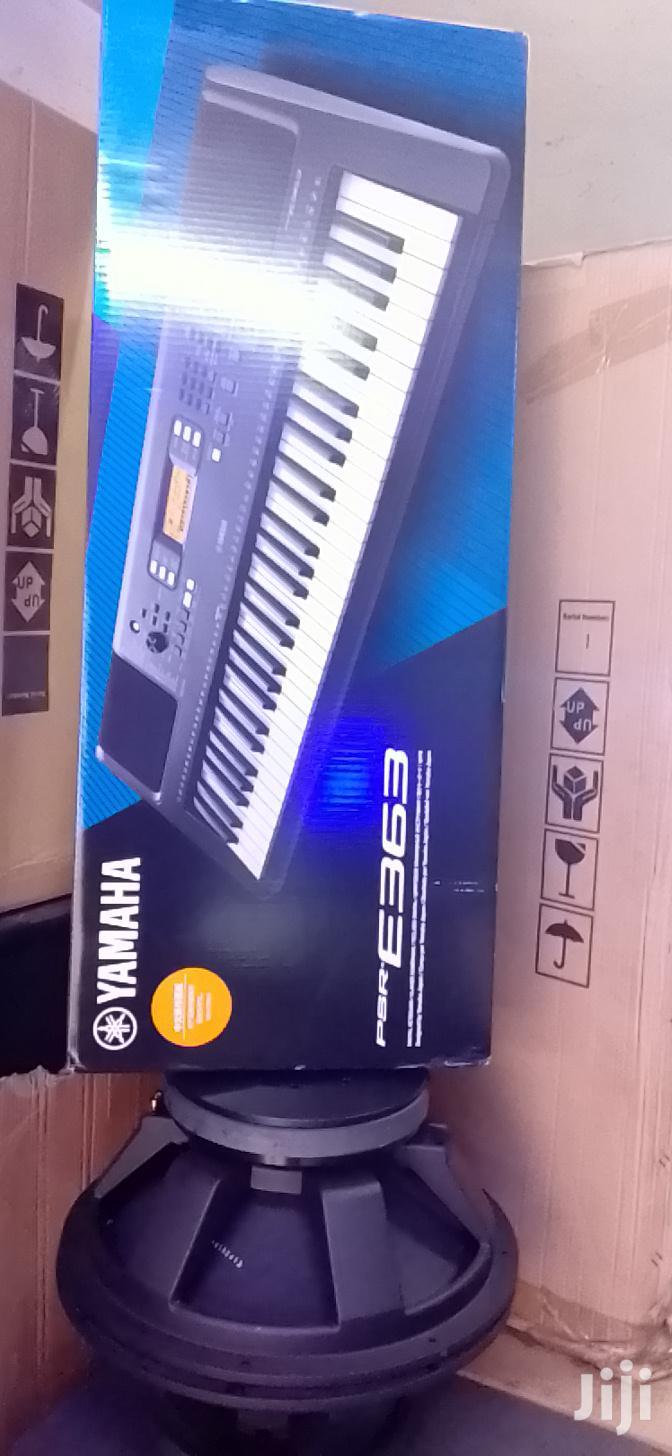 Keyboard Psr363