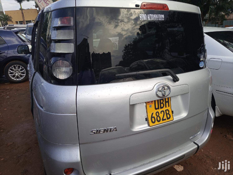 Toyota Sienta 2005 Silver | Cars for sale in Kampala, Central Region, Uganda