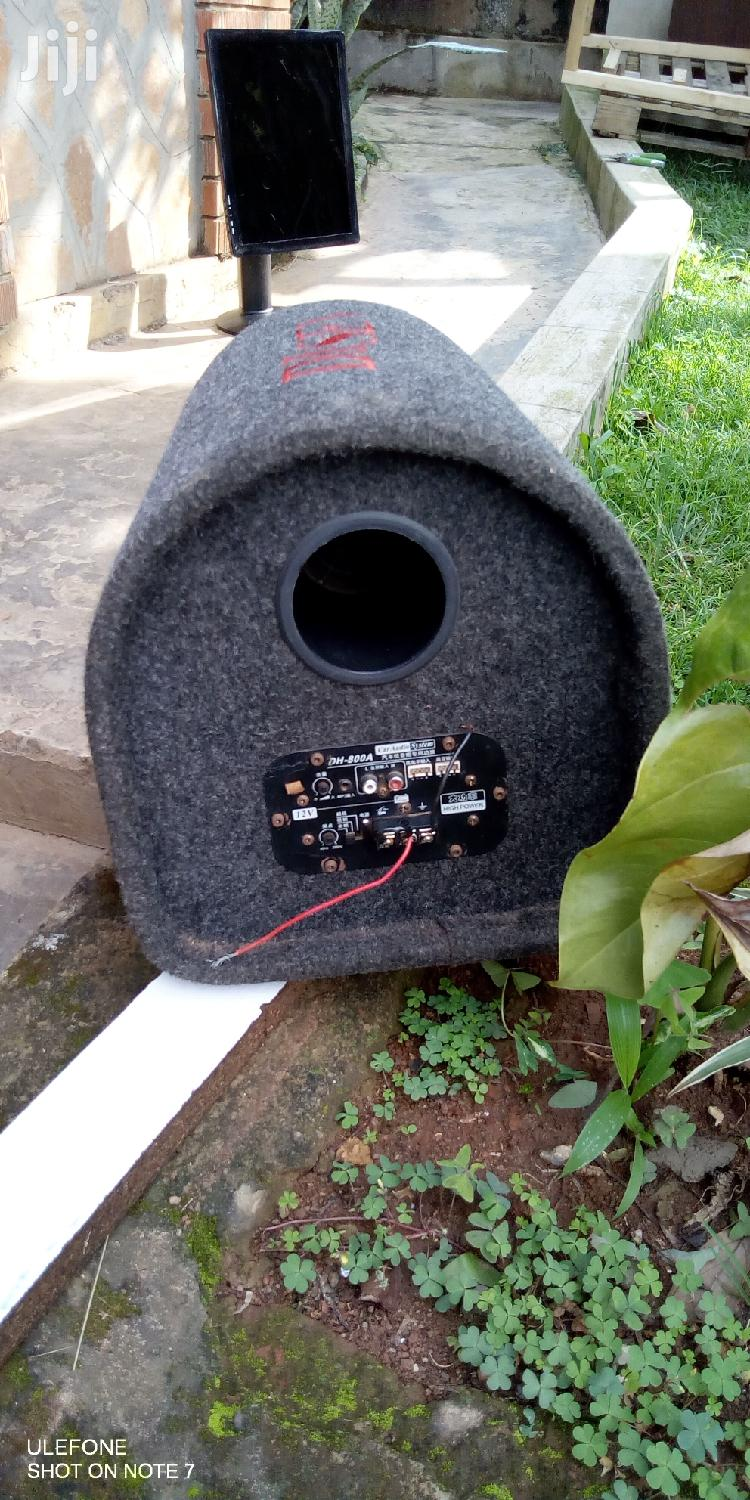 Very Powerful Car Bass Woofer | Vehicle Parts & Accessories for sale in Kampala, Central Region, Uganda