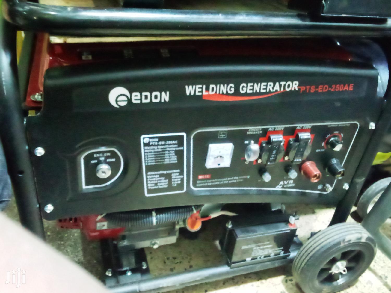 2in 1 Gasoline Welding Generator