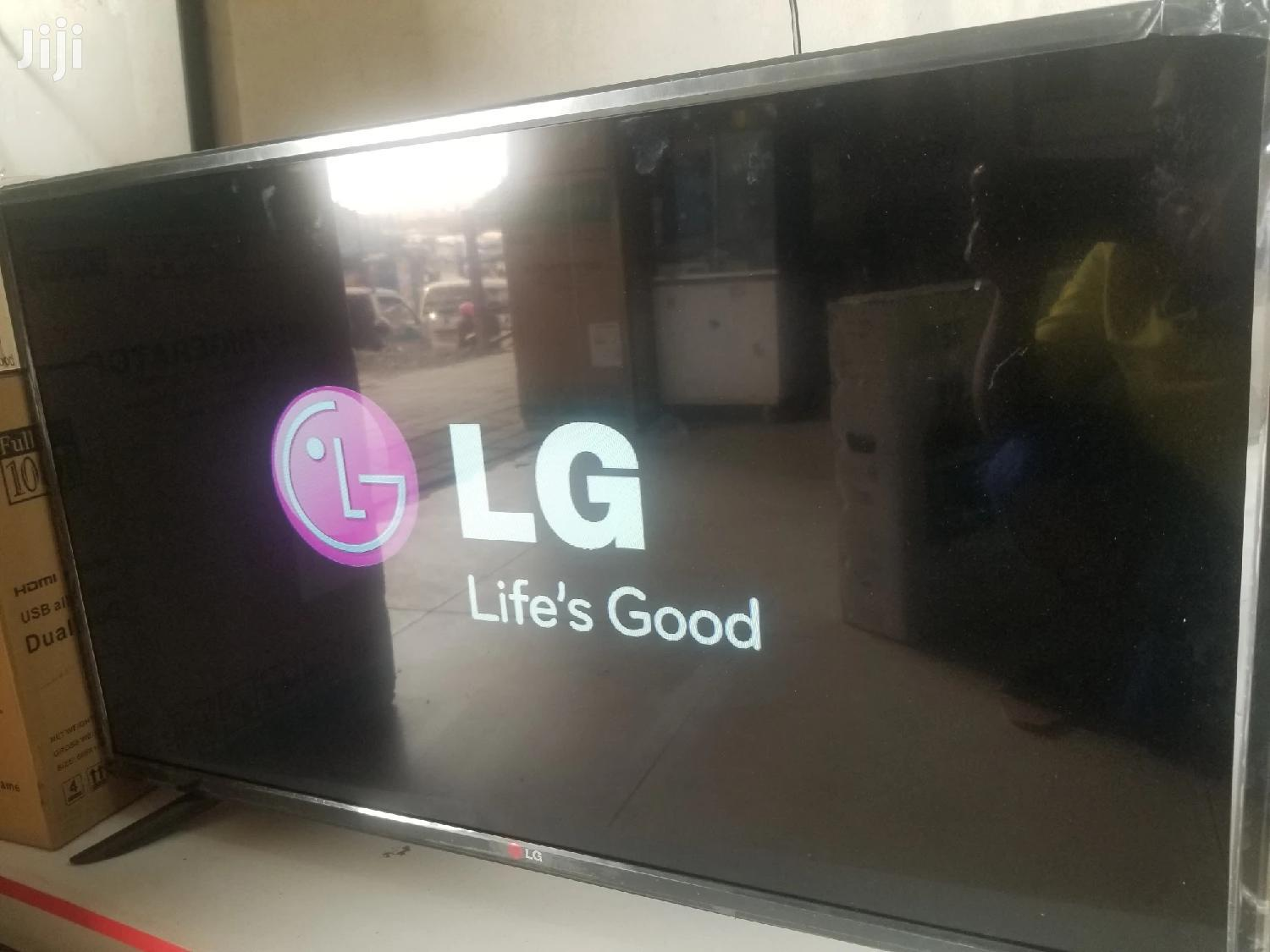 Brand New Boxed LG Flat Screen TV 43 Inches