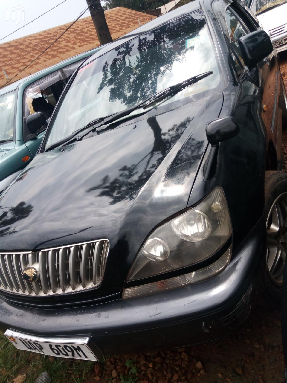 Toyota Harrier 1997 Black | Cars for sale in Kampala, Central Region, Uganda