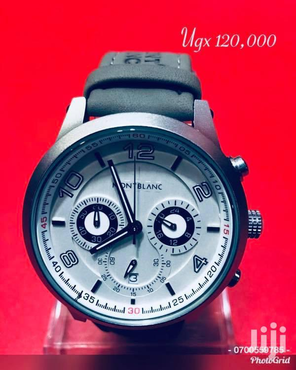 Montblanc Classic Watches