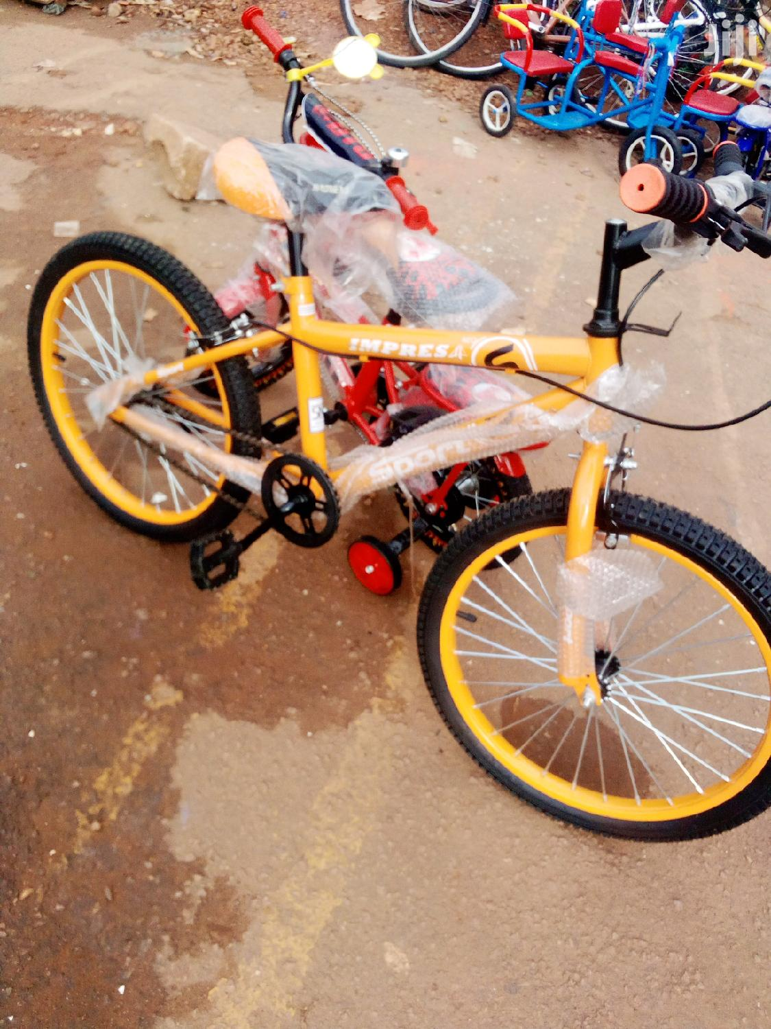 Kid Bikes All Sizes | Toys for sale in Wakiso, Central Region, Uganda