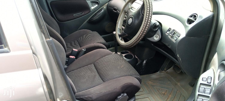 Archive: Toyota Vitz 2000 Gray