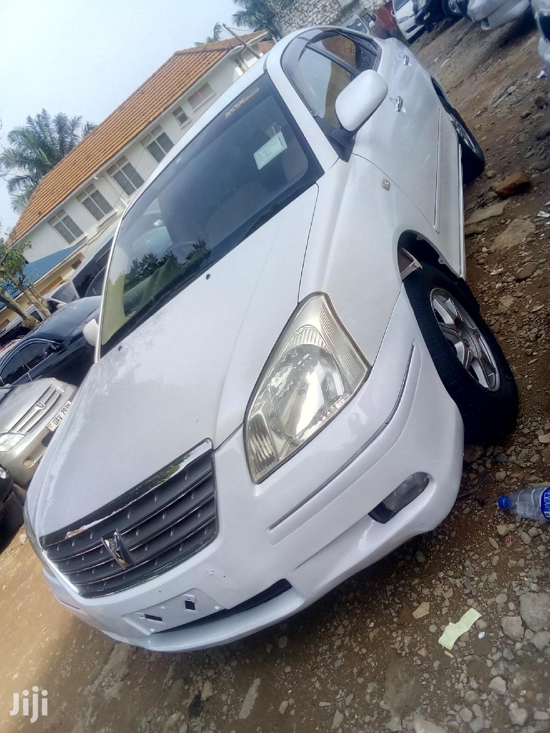 Toyota Premio 2005 White | Cars for sale in Kampala, Central Region, Uganda