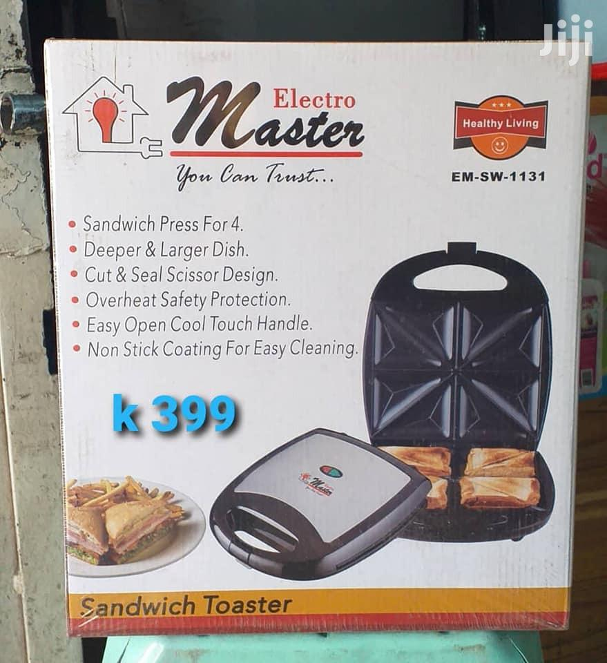 Electromaster Sandwich Maker | Kitchen Appliances for sale in Kampala, Central Region, Uganda