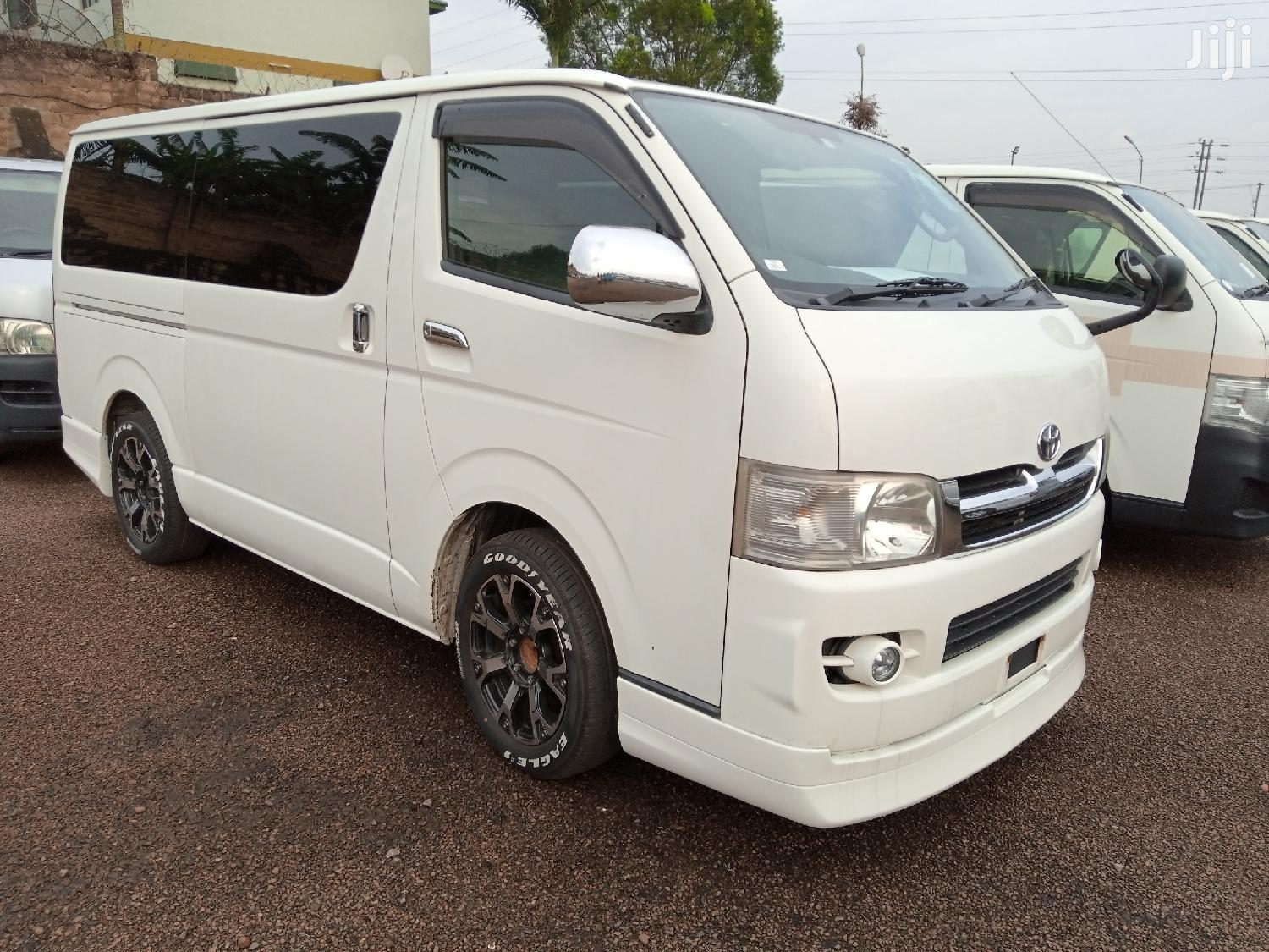 Toyota Hiace 2007 | Buses & Microbuses for sale in Kampala, Central Region, Uganda