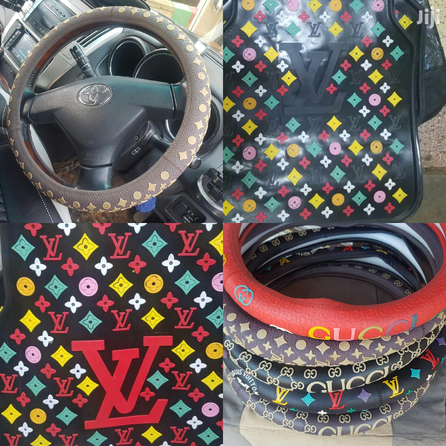 Rubbrr Steering Covers and Mats