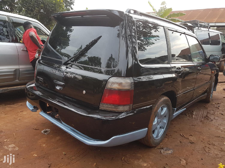Subaru Forester 1998 Black   Cars for sale in Kampala, Central Region, Uganda