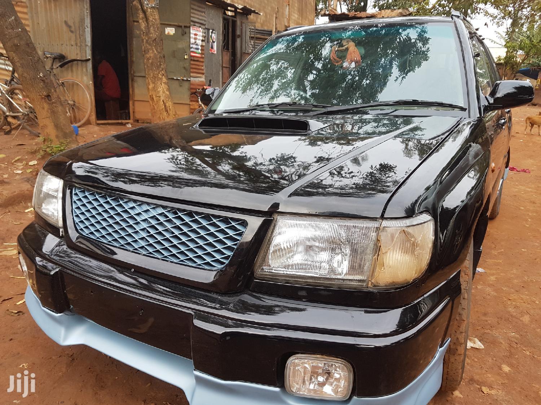 Subaru Forester 1998 Black