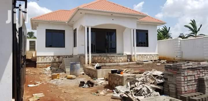 3 Bedroom Bungalow for Sale at Magere Gayaza Road, It Has 2 Bathrooms