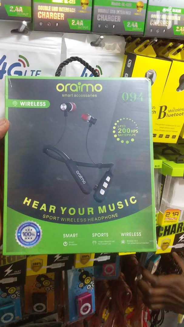 Oraimo Wireless Head Phones