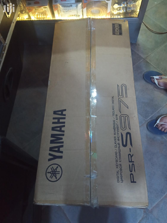 Yamaha Keyboard PSR S975