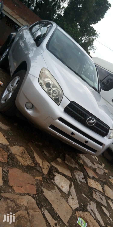 Toyota RAV4 2008 2.4 Silver | Cars for sale in Kampala, Central Region, Uganda